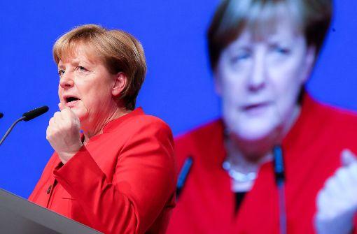 """Angela Merkel kommt zum """"Treffpunkt Foyer"""""""