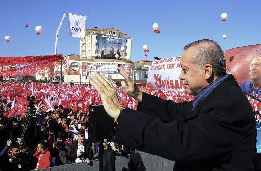 Erdogans neues Grundgesetz