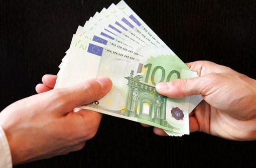 5000 Euro für die Wohnung