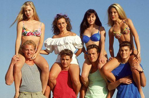 """Was aus den Stars von """"Beverly Hills 90210"""" wurde"""