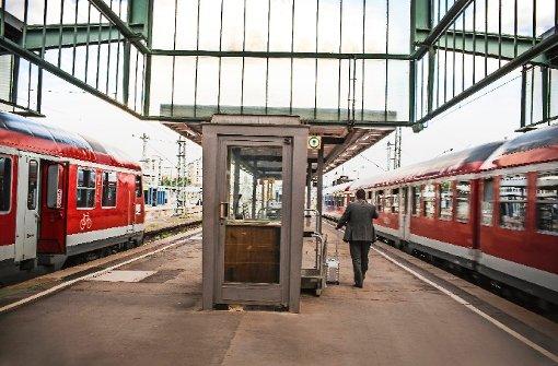 Betrunkene werden zum Problem für die Bahn