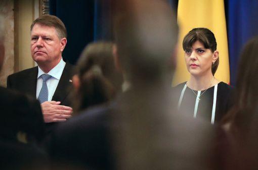 In Rumänien erlahmt der Kampf gegen die Korruption