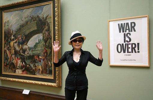 Leben für die Kunst und den Frieden