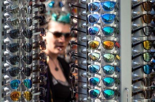 Brillen gibt es viele – damit sie ihren Zweck erfüllt muss man beim Kauf einiges beachten Foto: dpa