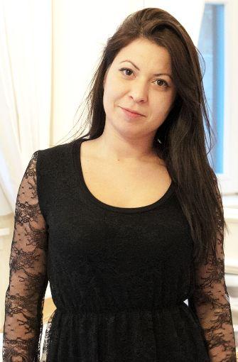 ... Designerin Anna Deligiorgi.  Foto: Lichtgut - Oliver Willikonsky