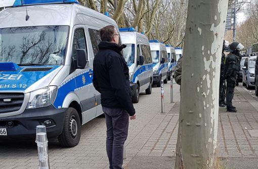 Polizei setzt VfB-Ultras fest – das sind die Hintergründe