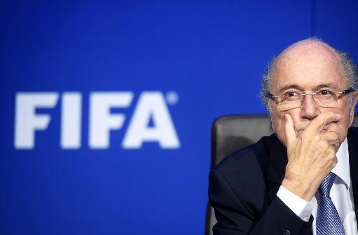 Sepp Blatter wehrt sich gegen Belästigungsvorwürfe