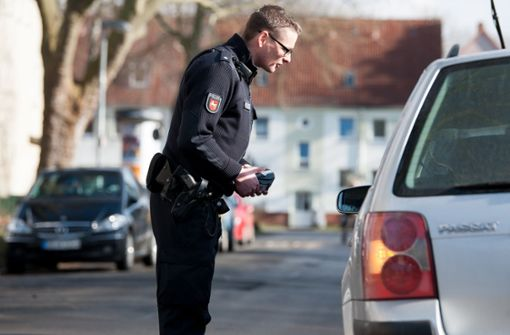 Polizei erwischt 59-Jährigen – drei Mal binnen Stunden