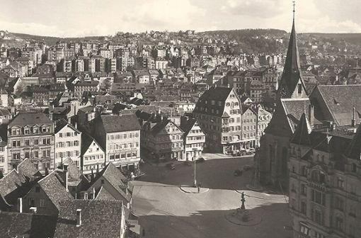 So schön war der Leonhardsplatz