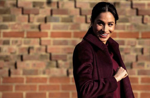 Je weiter ihre Schwangerschaft voran schreitet, desto rarer macht sich Herzogin Meghan. Foto: Getty Images Europe