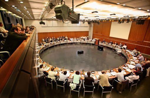 Der Ludwigsburger Gemeinderat wird  im nächsten Jahr auch neu gewählt. Foto: factum/Archiv