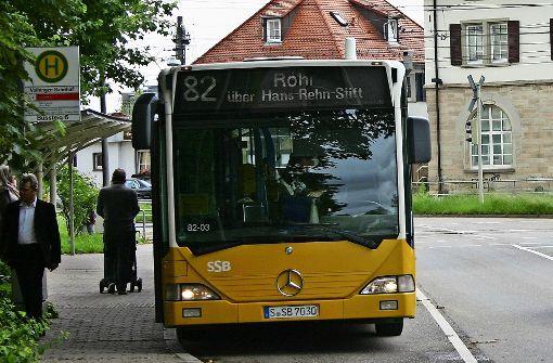 Die Busse fahren künftig häufiger