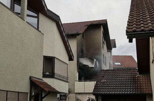 Brand fordert sieben Verletzte und erheblichen Schaden