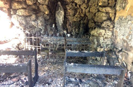 Keine Brandstiftung bei Feuer in Kapelle