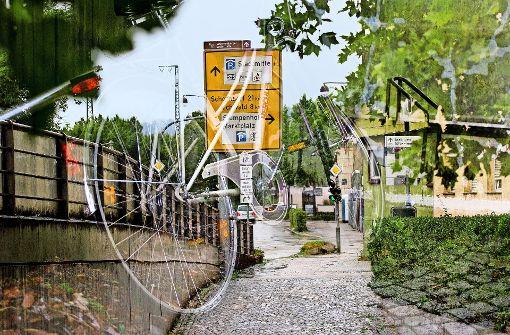 Neckar-Radschnellweg wird doppelt so lang