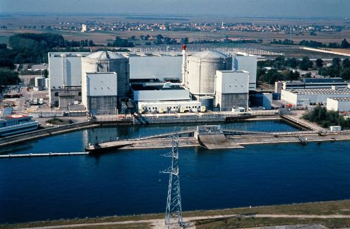 Reaktor von Atomkraftwerk Fessenheim wegen Störung angehalten
