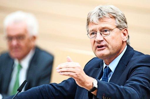 Landtagsfraktionen der AfD beantragen Untersuchungsausschuss