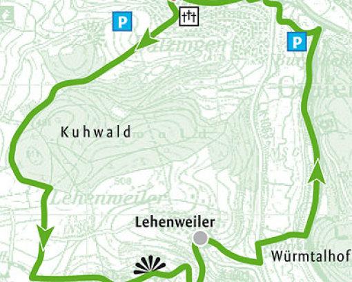 10 Kilometer durchs Heckengäu