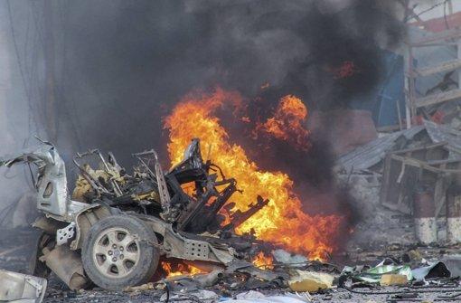 Neun Tote bei Terrorangriff
