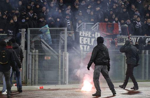 UEFA bestraft Eintracht Frankfurt