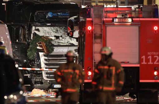 Berlin: Lkw-Attacke am Breitscheidplatz - Polizei geht von Vorsatz aus
