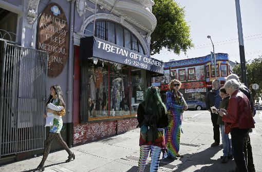 "San Francisco feiert 50 Jahre ""Summer of Love"""