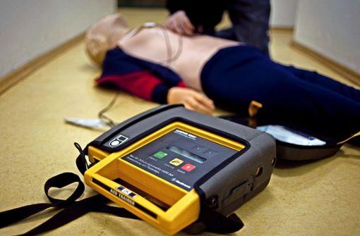 Ein Gerät,  das Leben retten kann