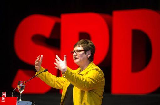 Keine Koalition mit der CDU