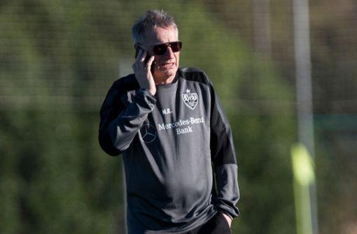 Sandhausen-Coach Kocak: Kein Anruf vom VfB
