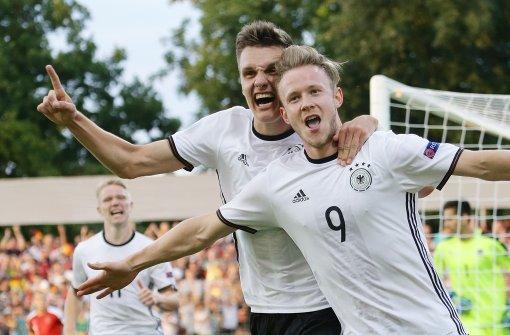 Deutsche Elf kann auf WM-Teilnahme hoffen
