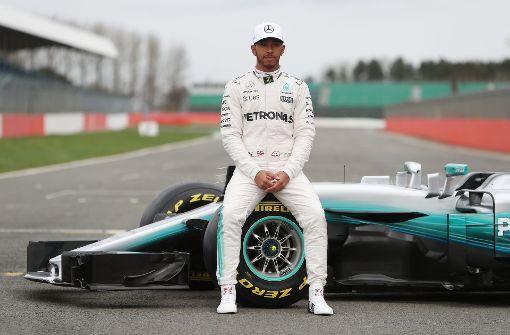 Ein kraftvolles Biest für Lewis Hamilton