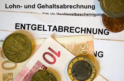 Millionen Beschäftigte verdienen weniger als 2000 Euro