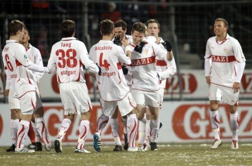 VfB II entdeckt die Lust auf Tore