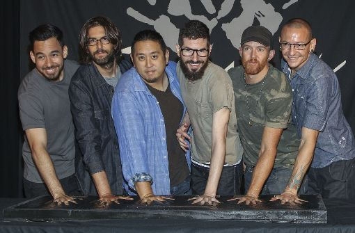 Linkin Park verabschiedet sich von Chester Bennington