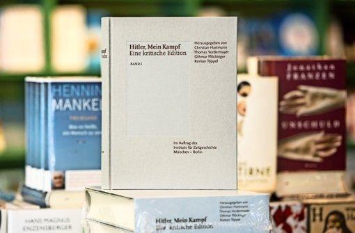 """Hitlers """"Mein Kampf"""" Foto:"""