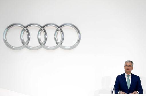 Wollte Stadler eigenen Audi-Aufklärer behindern?