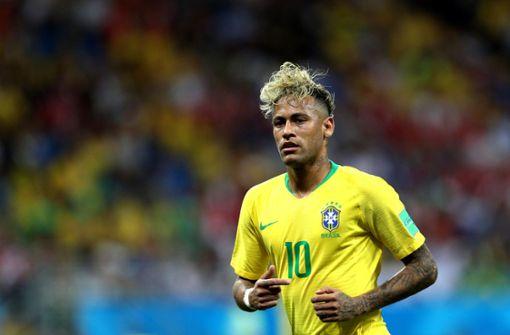 Neymars Frisur sorgt für Lacher