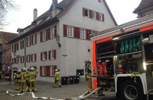 Erneut Brand in der Altstadt