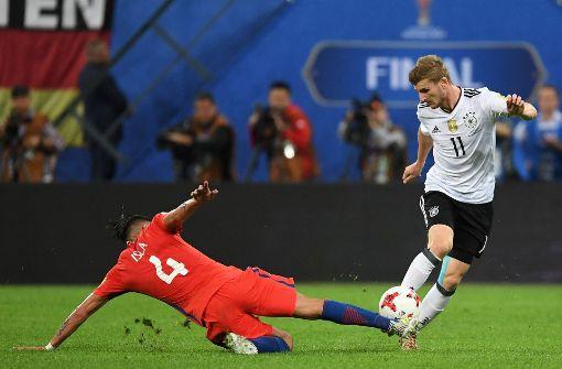 Deutschland gewinnt erstmals Confed-Cup