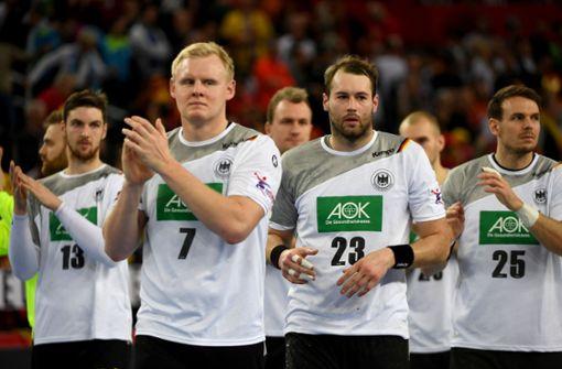 Das sind die deutschen Gegner in der Hauptrunde
