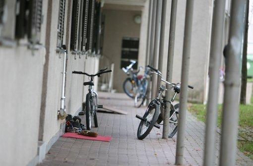 Mehrere Stadtteile in der Landeshauptstadt sind geprägt von Armut. Foto: Daniel Moritz