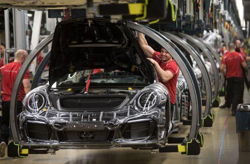 Porsche steigert Umsatz und Gewinn