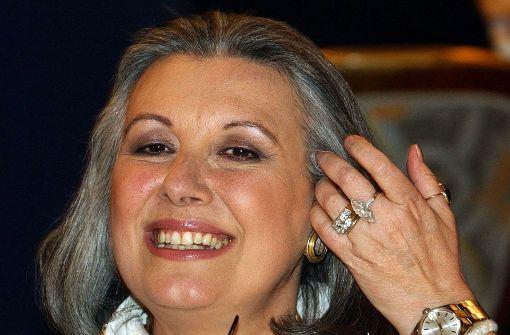 Laura Biagiotti ist tot