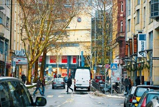 Tübinger Straße wird Versuchsfläche