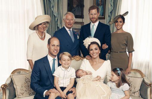 Kensington-Palast veröffentlicht die offiziellen Fotos