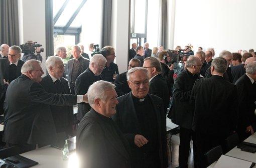 Kirchenobere tagen in Münster