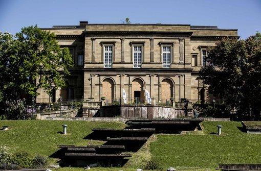 Keine Wohnungen im Park der Villa Berg