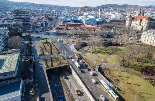 Stuttgart spinnt