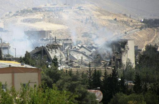 Westmächte wollen neue Resolution vorlegen