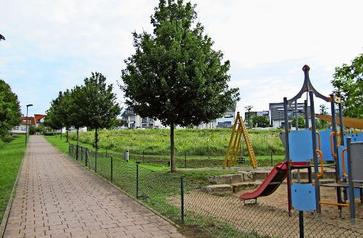 Der neue Kindergarten soll Ende 2019 starten
